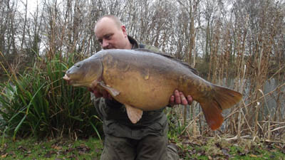 Churchwood Fisheries Black Spot