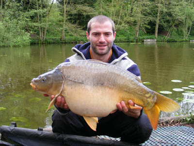 Churchwood fisheries Chucky Mate