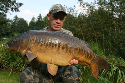 Churchwood fisheries Linear