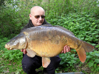 Churchwood fisheries Spikes Fish